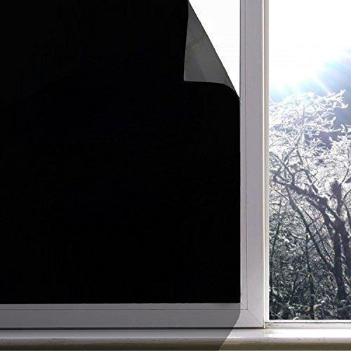 película de la ventana de blackout, ventana estática cling w