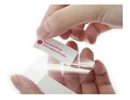pelicula de plastico transparente tela celular htc amaze 4g