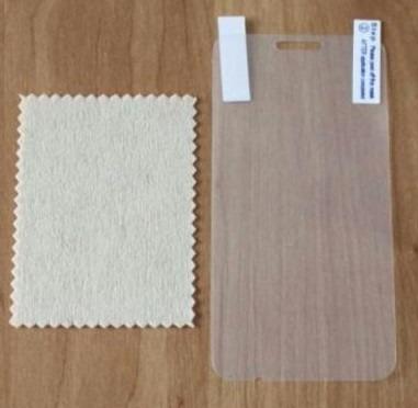pelicula de plastico transparente tela huawei ascend y330