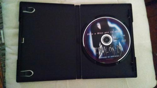 película de terror dvd escalón 29 entrada al infieno