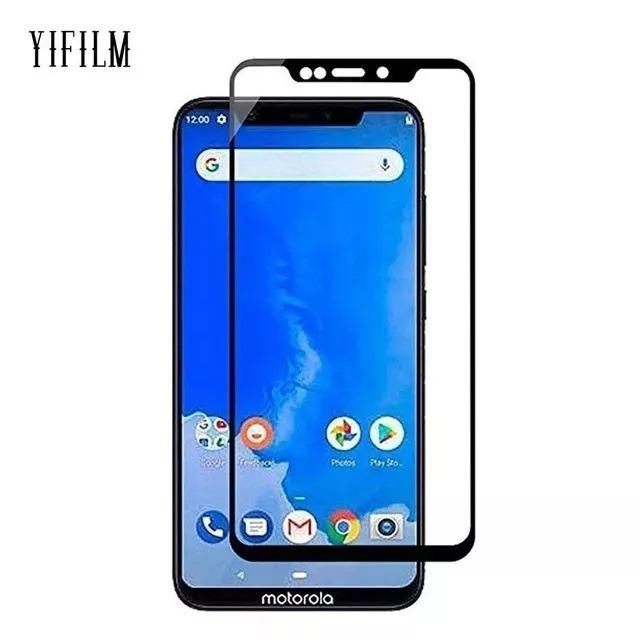 a8c0bb859 Película De Vidro 3d Motorola One (xt1941) Tela 5.9 - R  22