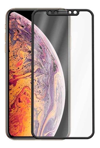 película de vidro 4d iphone xr 11 preto