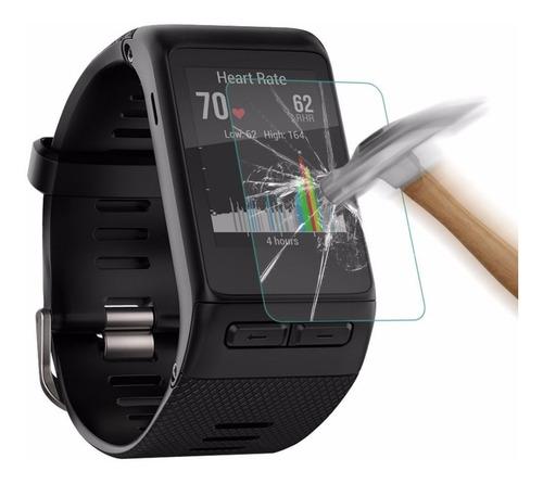 pelicula de vidro 9h+ temperado relógio garmin vivoactive hr