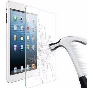 película de vidro anti-impacto para apple ipad pro 10.5