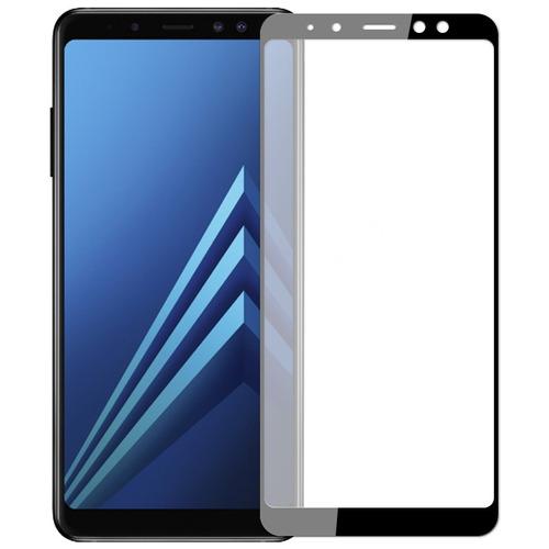 película de vidro cobre tudo + capa + traseira a8 a8+ 2018