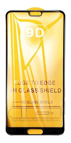 pelicula de vidro huawei p20 tela 5.8 full glue 9d