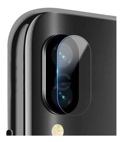 película de vidro lente para câmera moto one vision tela 6.3