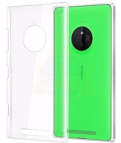 película de vidro nokia lumia 830/835 + capa anti impacto