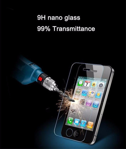 pelicula de vidro para apple iphone 5 5 g 5s 5c