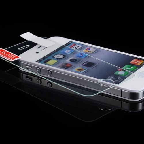 película de vidro para iphone 4s 5s 6 6plus 7 10 x promoção