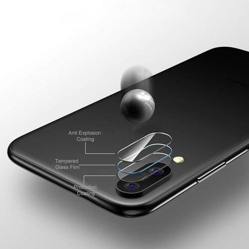 película de vidro para lente câmera galaxy a7 2018 tela 6.0