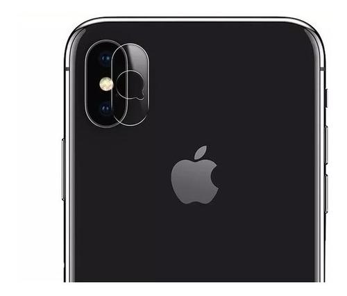 película de vidro protetor lente câmera apple iphone x 10
