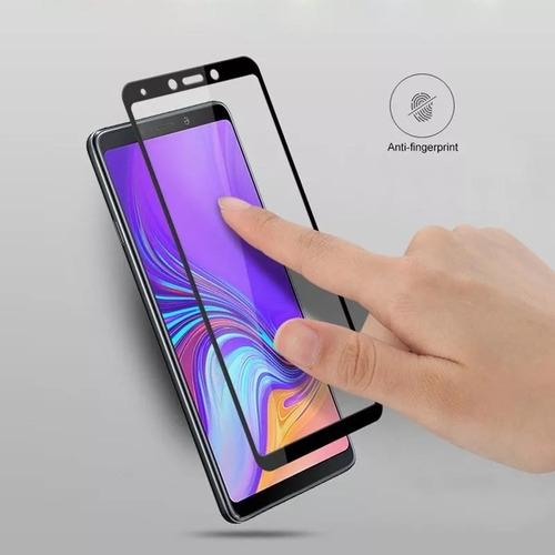 película de vidro temperado 3d cobre tudo galaxy a9 2018