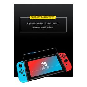 Pelicula De Vidro Temperado 9h Nintendo Switch E Switch Lite