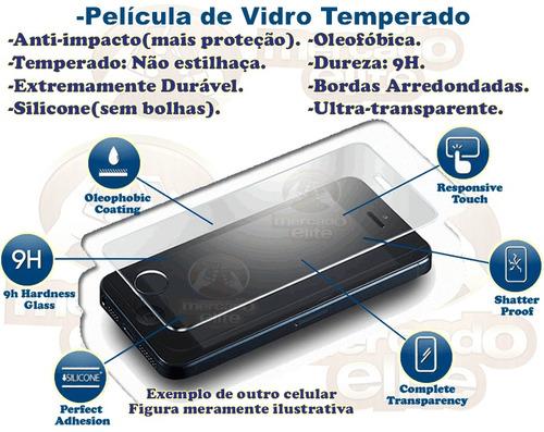 película de vidro temperado asus zenfone 2 ze551ml