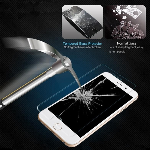 película de vidro temperado blindada nokia lumia 430
