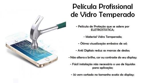película de vidro temperado (celular) todos modelos!!