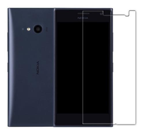 película de vidro temperado nokia lumia 730 frete grátis