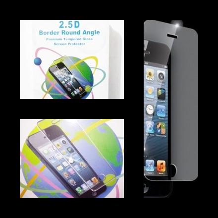 película de vidro temperado p/  iphone 4/4s/5/5s/6/6s/