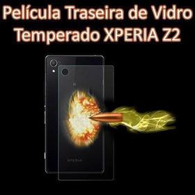 Película De Vidro Traseira (verso) Sony Xperia Z2 D6502/6503