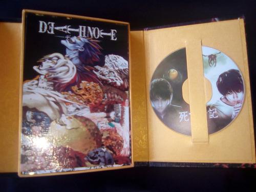 película death note cd original+21 tarjetas postales-ver dsc