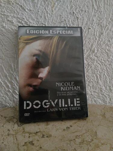 pelicula dogville edicion especial -coleccion arte y vida