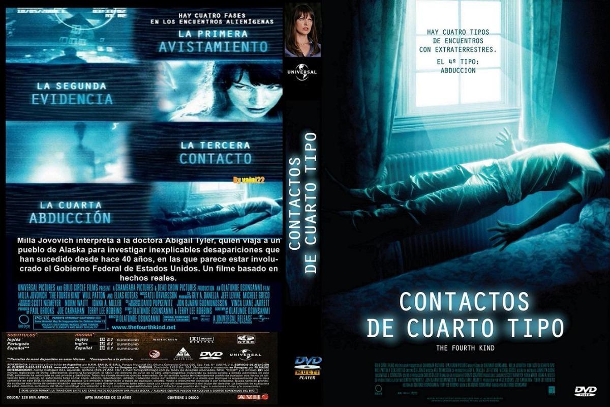 Pelicula Dvd 100% Original Contactos De Cuarto Tipo - $ 110,80 en ...