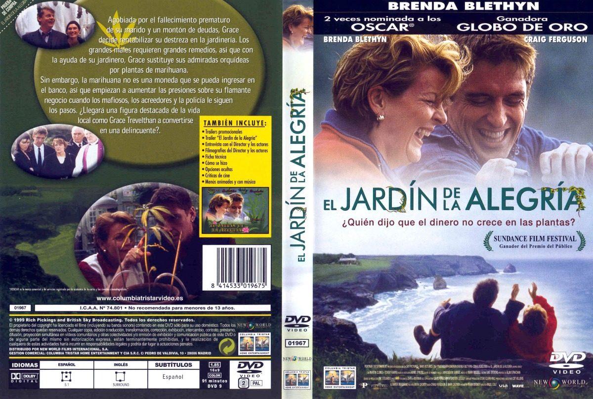 Pelicula Dvd 100 Original El Jardin De La Alegria 110 80 En
