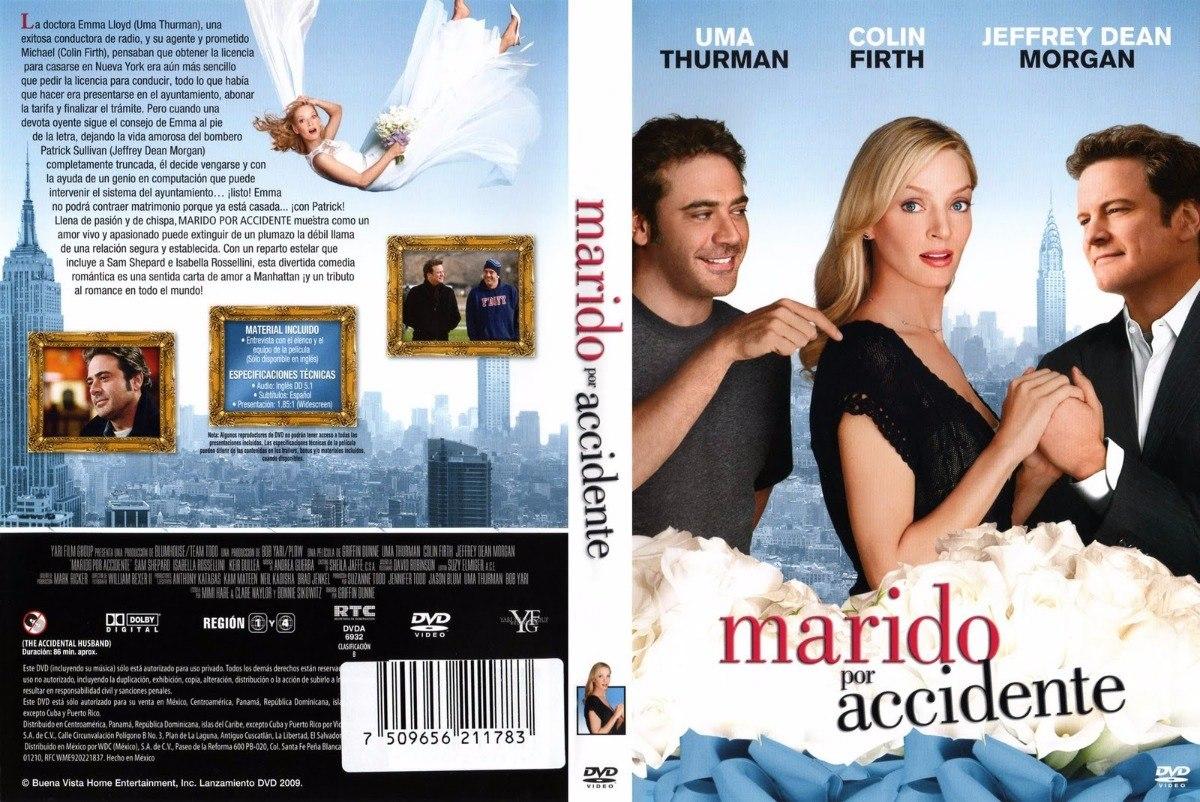 Matrimonio Por Accidente : Pelicula dvd 100% original marido por accidente $ 110 80 en