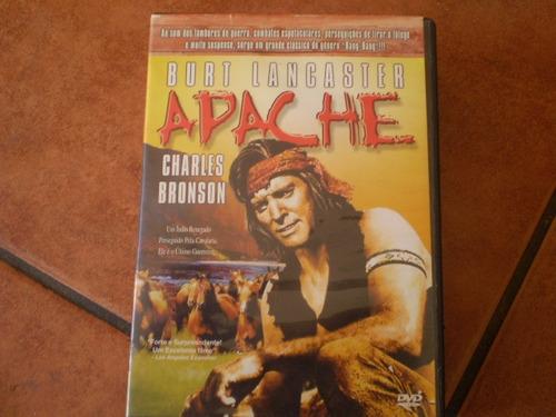 pelicula  dvd  apache   burt lancaster