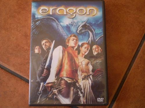 pelicula  dvd  eragon   original