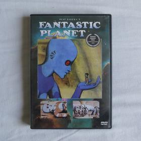 Pelicula Dvd Fantastic Planet