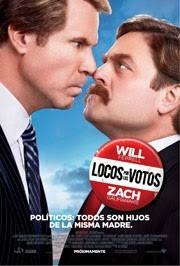 pelicula dvd locos por los votos will ferrer