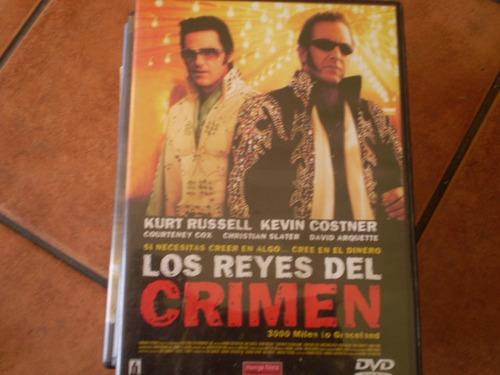pelicula  dvd  los reyes del crimen