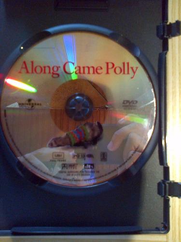 pelicula dvd original mi novia polly - along came polly