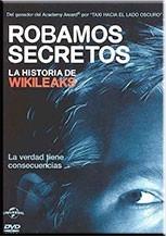 pelicula dvd robamos secretos historia secreta de wikileaks