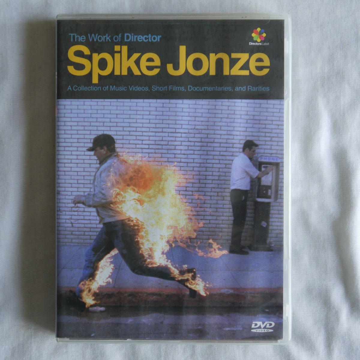 Pelicula Dvd The Work Of Director Spike Jonze - $ 450 00