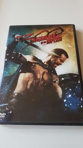 pelicula en dvd 300 el nacimiento de un imperio
