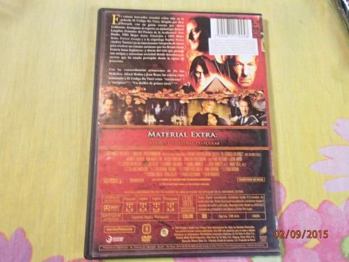 pelicula en dvd el codigo da vinci