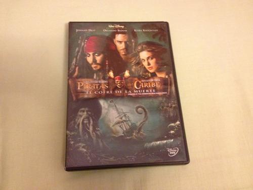 pelicula en dvd piratas del caribe el cofre de la muerte