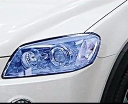 película farol cor azul light importada carro ou moto