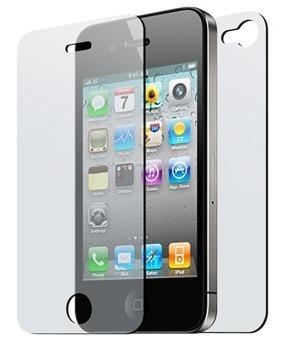 pelicula fosca frente e verso para iphone 4 / 4s full body