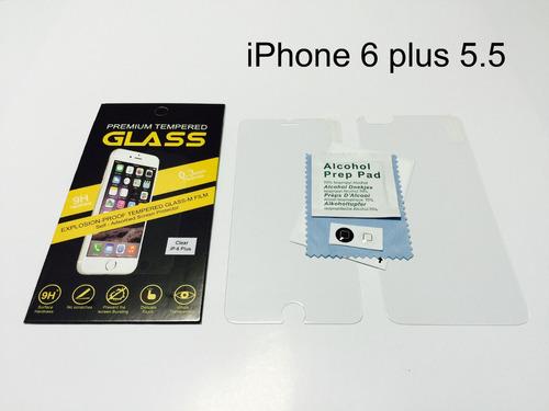 película frente verso vidro temperado iphone 5s 6 e plus 5.5