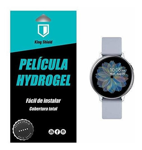 película galaxy active 2 (44mm) kingshield (3x unid tela)