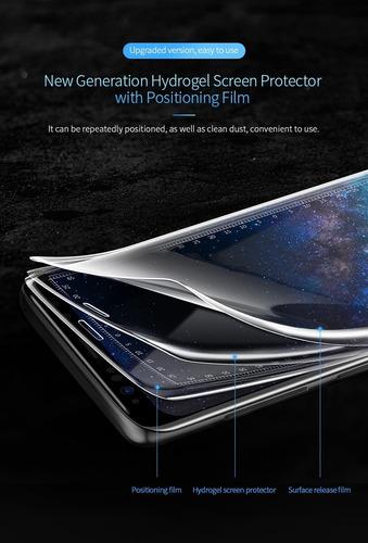 película galaxy s9 kingshield hydrogel cobertura total