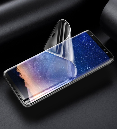 película galaxy s9 plus kingshield hydrogel tela e traseira