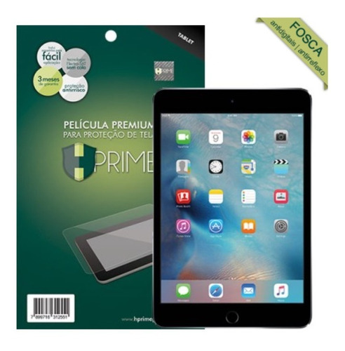 película hprime p/ apple ipad air, new, pro 9.7  - pet fosca