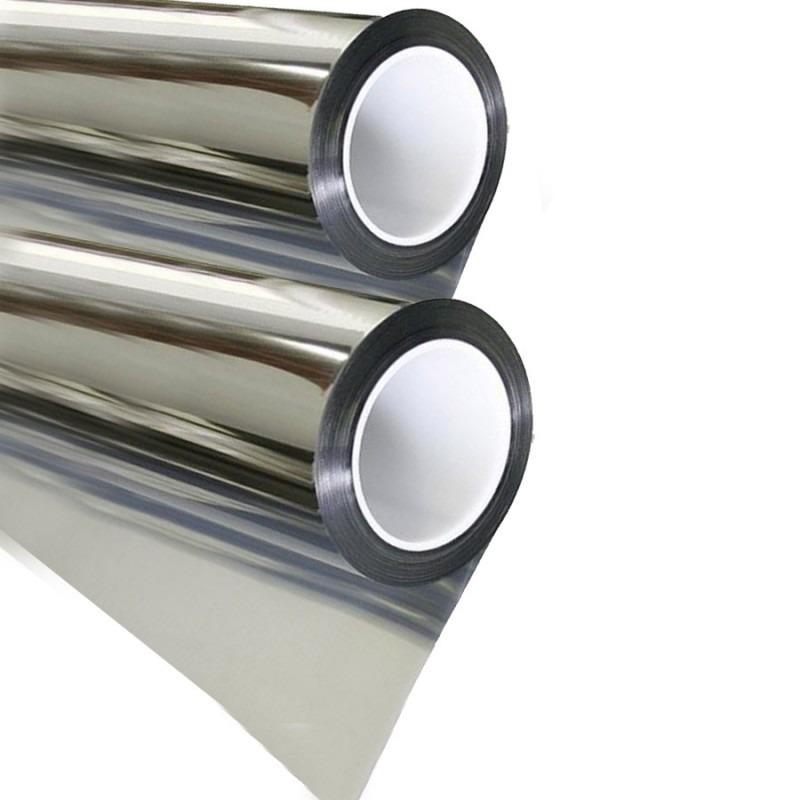 d1b42c9ac pelicula insulfilm espelhado prata 1,50x7,5m poliester. Carregando zoom.