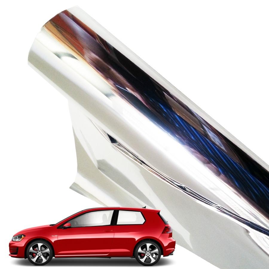 7853a2737 Pelicula Insulfilm Espelhado Prata 1,52 X 5m G5 Ep5 - R$ 200,00 em ...