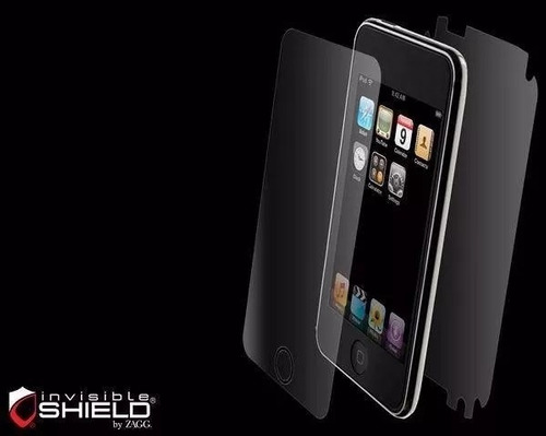 película invisible shield apple ipod touch 2/3 ge. full body